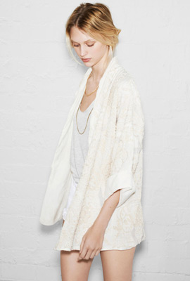 Zara trf verano 2013 kimono