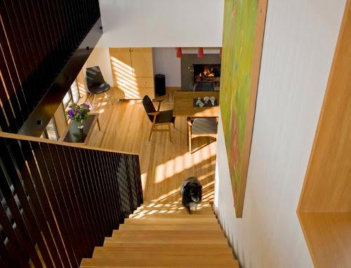 York Street House by Randy Bens Architect