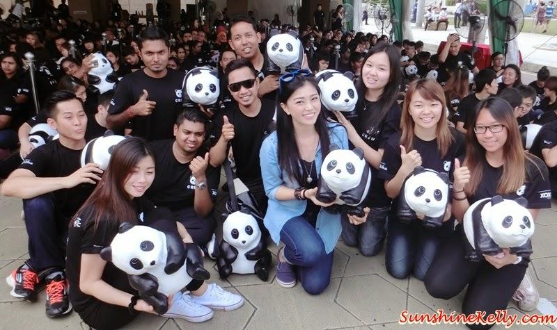 1600 Pandas in Malaysia, 1600 Pandas, 1600 Pandas World Tour in Malaysia, #1600PandasMY #1600Pandas