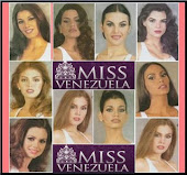 Miss Venezuela 1995 - Candidatas