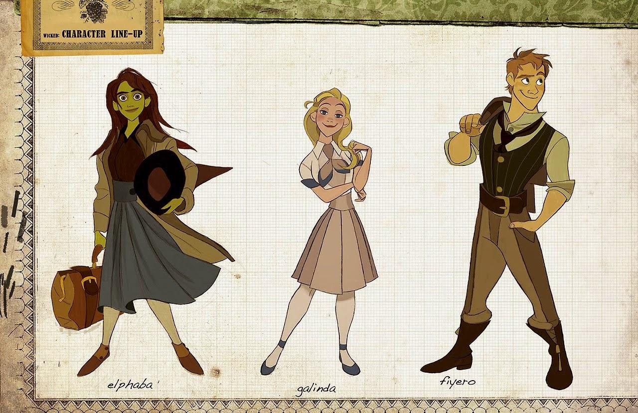 Animation Character Design Portfolio : Minkyu lee vis dev portfolio examples lcad character design