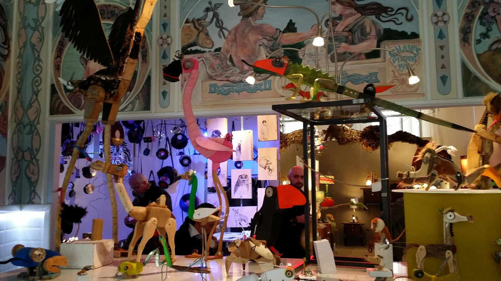La Vaquería, decoración, complementos, joyería, streetstyle, blog de moda