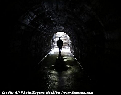 Japan's Secret Underground Navy Headquarters of WWII