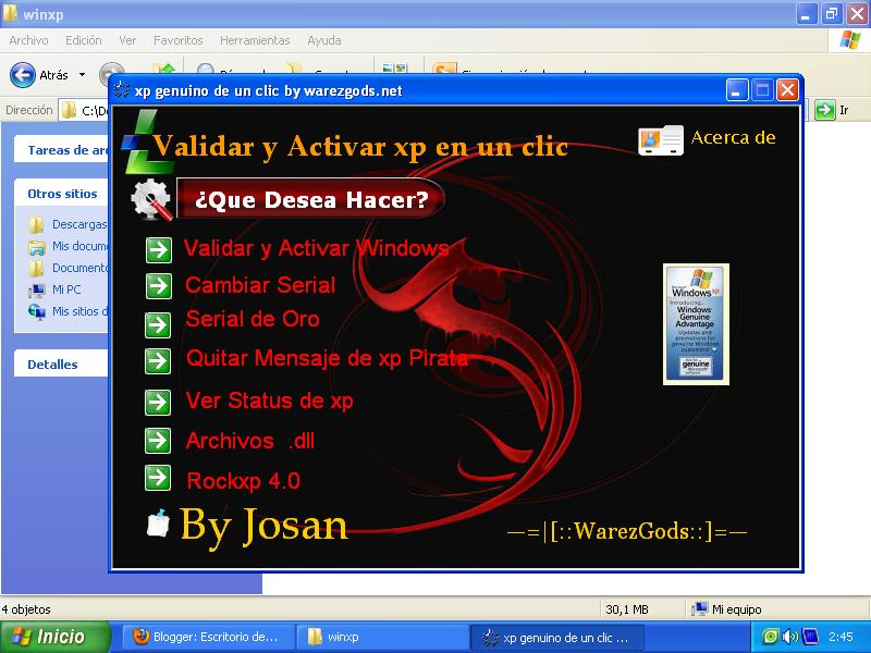 descargar windows xp professional sp3 en espanol iso booteable un link