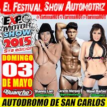 EL FESTIVAL SHOW AUTOMOTRIZ DE COJEDES