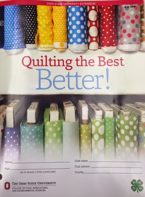 4-H Quilting Book II