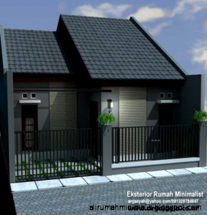 rumah minimalis mungil design rumah minimalis