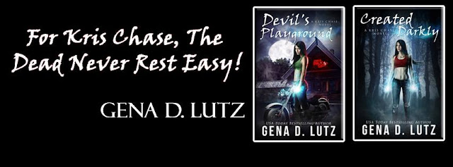 Gena D. Lutz author page on facebook