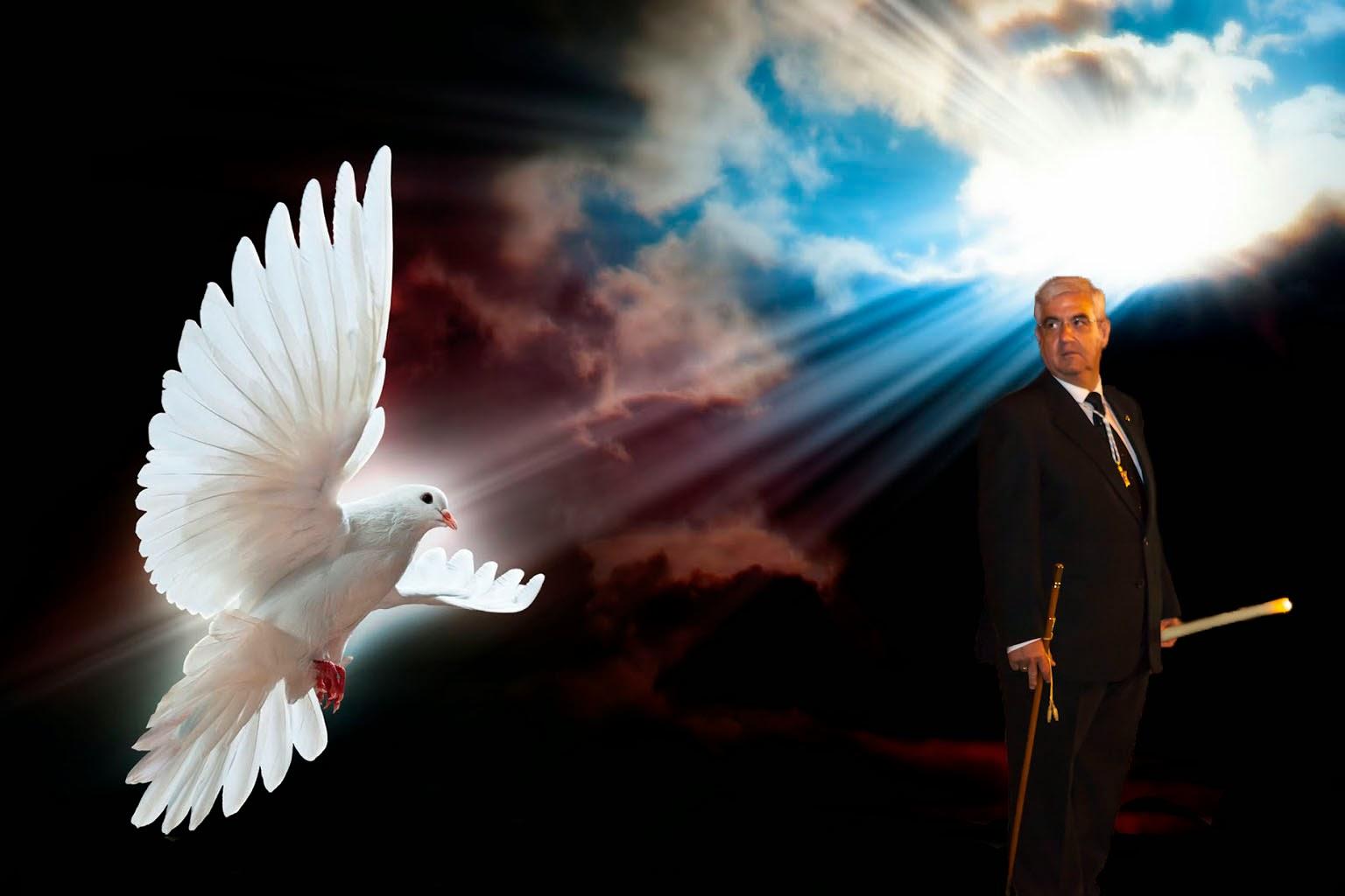 Aparición del Espíritu Santo