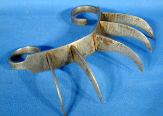 Bagh Nakh or  wagh nak. (Tiger Claw)
