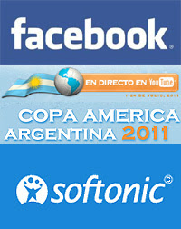 Entrevista a Laura Gonzlez-Estfani de Facebook, Toms Diago de Softonic y la Copa Amrica en Youtube