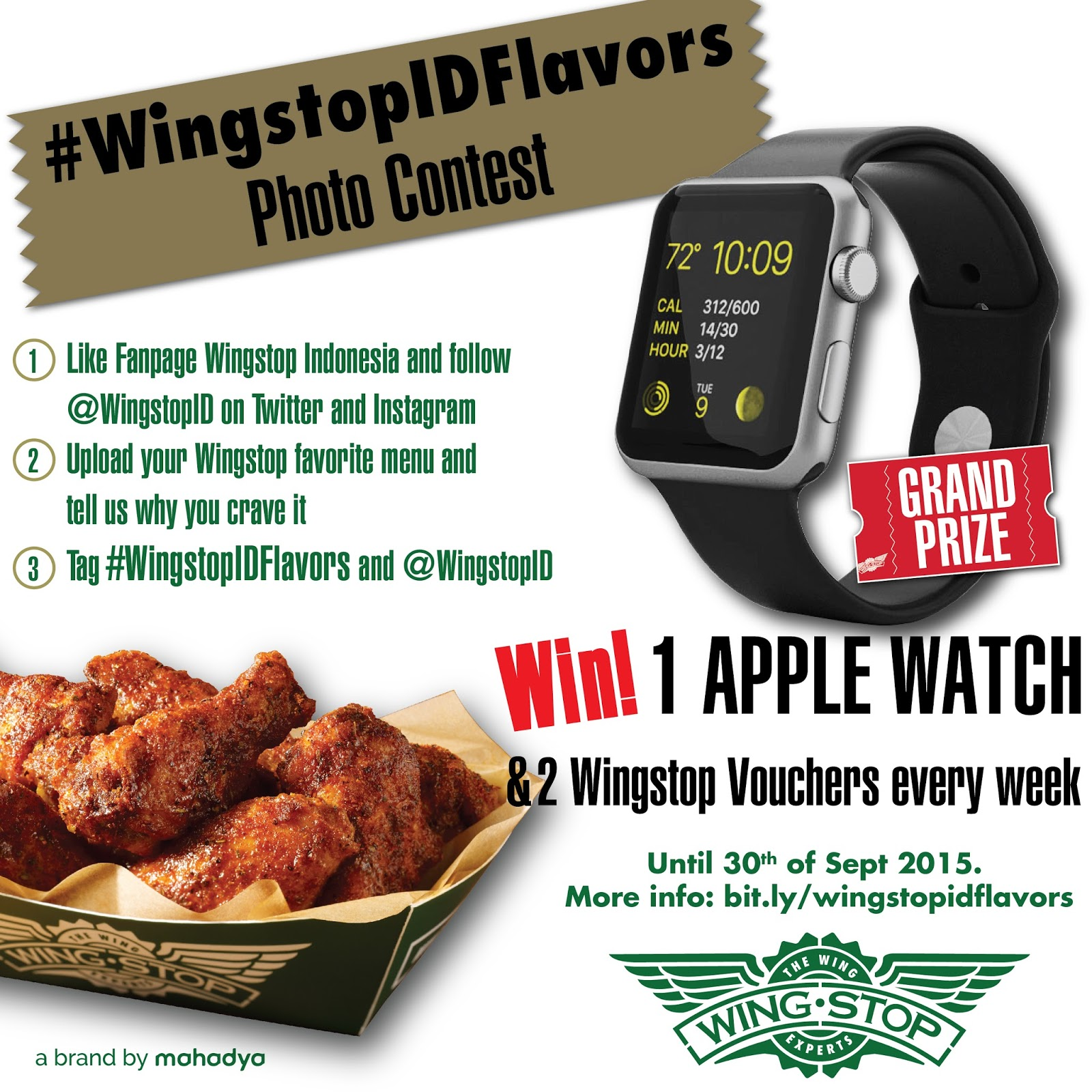 #WingstopIDFlavors Photo Contest