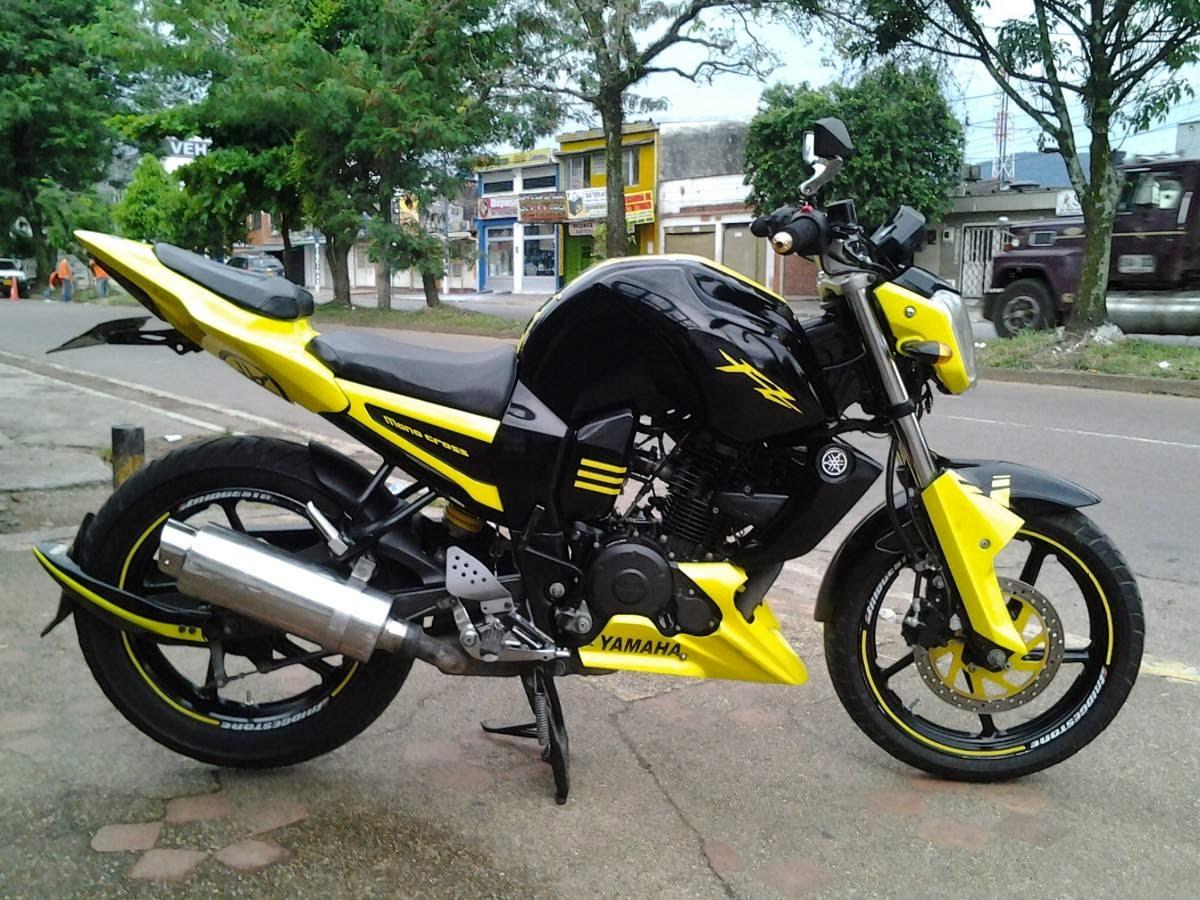 Moto Yamaha Fz16 Wiring Diagram Pechera 1200900 Motos Pinterest