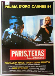 imperdible: Paris Texas - 1984 - un film de Wim Wenders