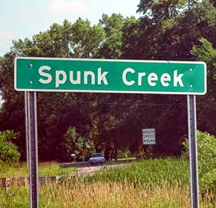 Funny Street Names