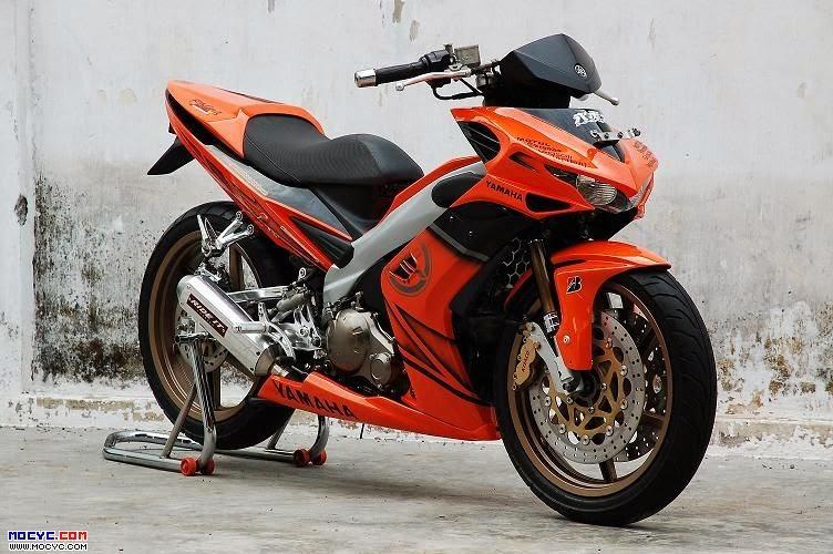 1 em X1R độ với phong cách môtô siêu cá tính
