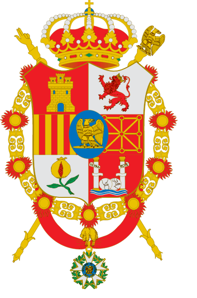 Escudo de armas de José Bonaparte