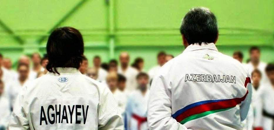 Rafael Aghayev CHAMPION Azerbaijan / Coach
