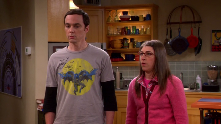 The Big Bang Theory - Episode 7.16 - The Table ...