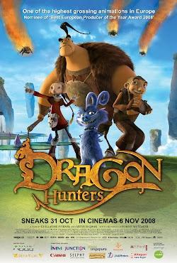 Hiệp Sĩ Săn Rồng - Dragon Hunters 2008 (2008) Poster