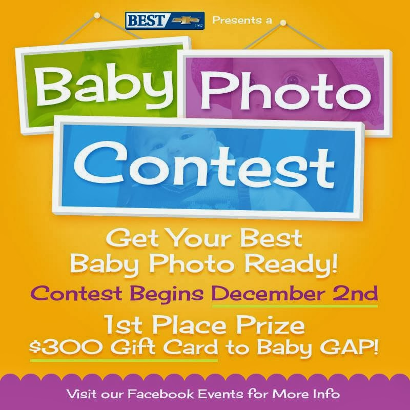 Baby Photo Contest at Best Chevrolet
