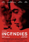 Cartel original de Incendies
