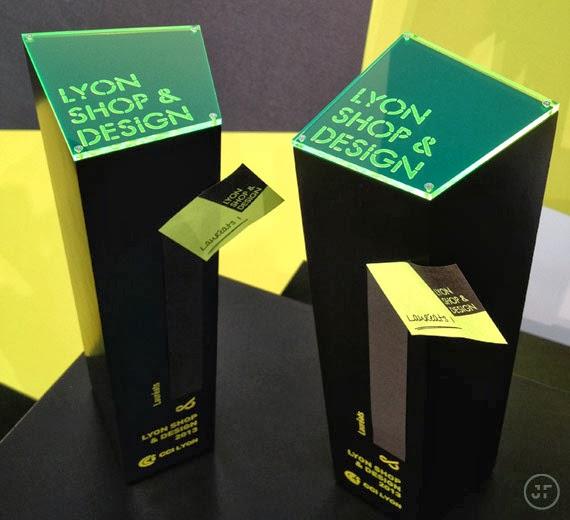 trophée totem lyon shop & design cci lyon