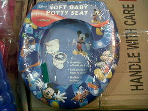 Soft Baby Potty Seat