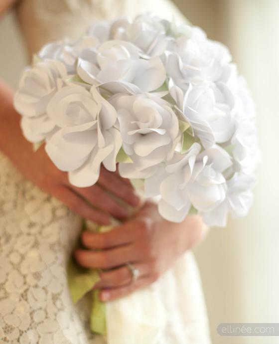 Свадебные букеты из бумаги своими руками мастер класс