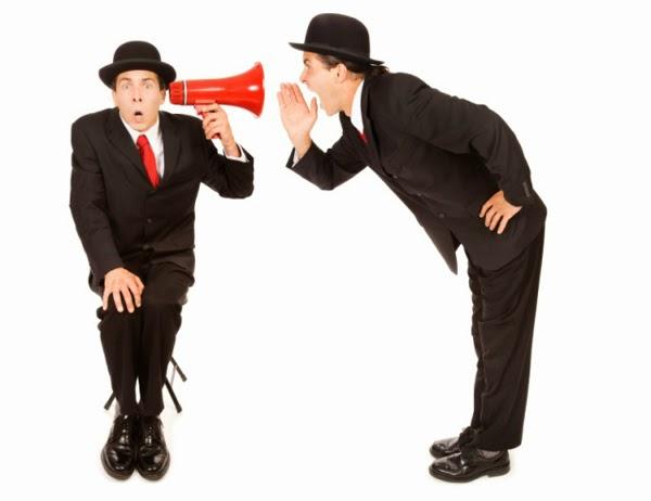 Lãnh đạo là người biết lắng nghe.