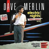 DAVE MERLIN - Electric Nights (1986)