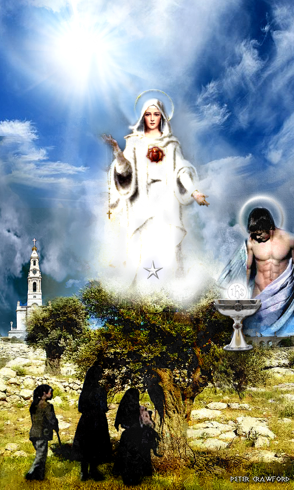the miracle of our lady of After narrating the history of the miraculous medal and the conversion of alphonse ratisbonne to catholicism in rome (january 20, 1842) with our lady's splendid apparition, prof plinio corrêa de oliveira comments on the ineffable happiness of unpretentiousness, purity, and admiration in the picture of our lady of the miracle (madonna del miracolo) placed over the altar where the portentous.