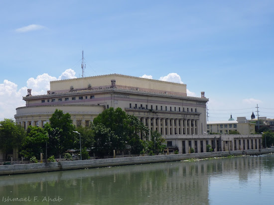 Manila Central Office along Pasig River