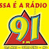 Ouvir a Rádio 91 FM 91,3 de Ouro Fino - Rádio Online