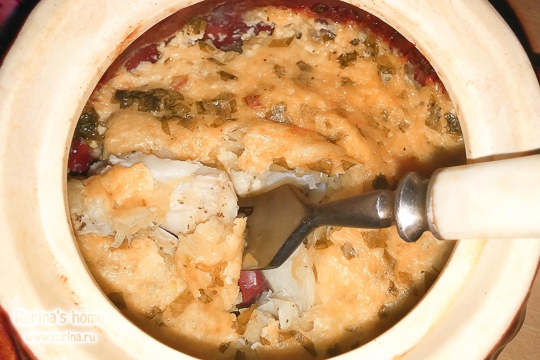 Горшочки в духовке рецепты рецепт пошаговый