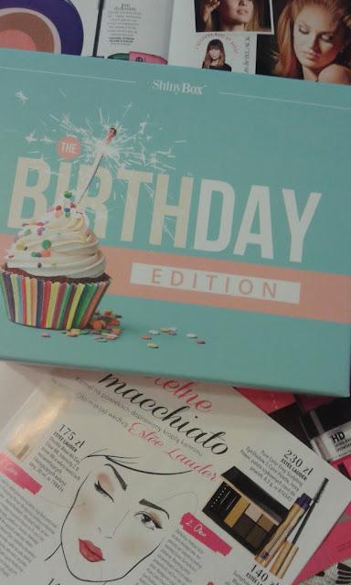 Urodzinowe świętowanie z ShinyBox The Birthday Edition
