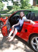 Sierra Barefoot Girl Holy Porsche