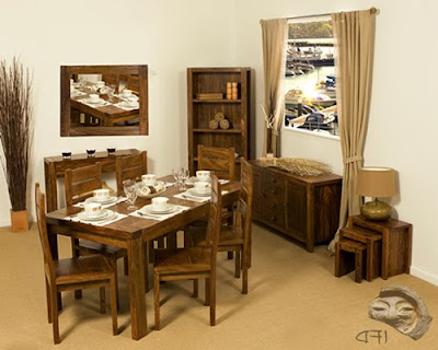 Natural Indian Furniture