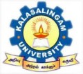 Kalasalingam University Results 2014
