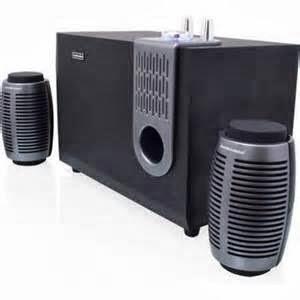 Speaker Simbadda CST 9100N - Hitam