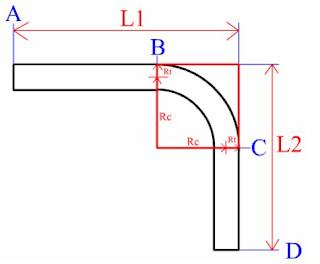 le froid idustriel calcul de d veloppement du cuivre. Black Bedroom Furniture Sets. Home Design Ideas