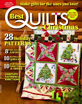 Best of Quilts for Christmas Fall 2011