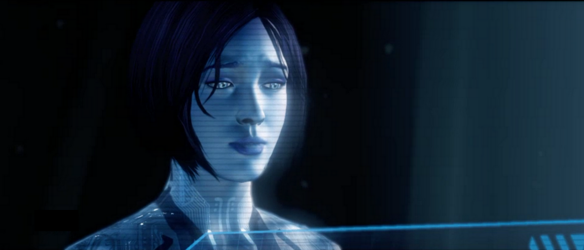 Can you show me a picture of yourself cortana