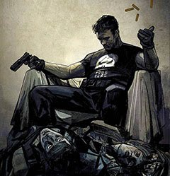 PUNISHER GETS A NEW SERIES
