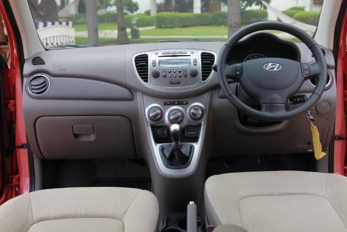 AutoMobile: Hyundai I10