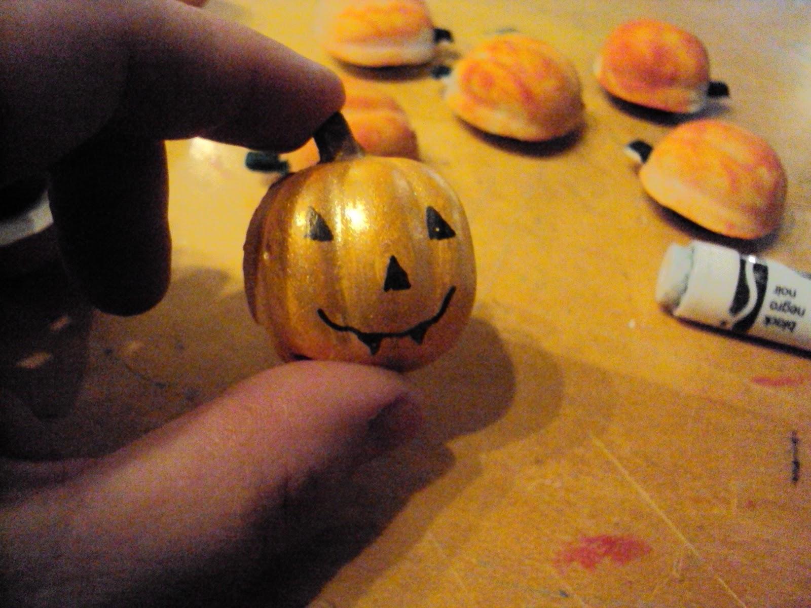 Info garderie aimants de citrouille pour halloween - Citrouille a dessiner ...