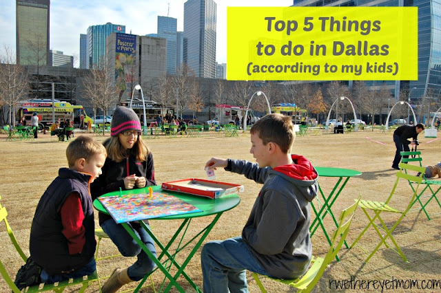 dallas kids thingsto