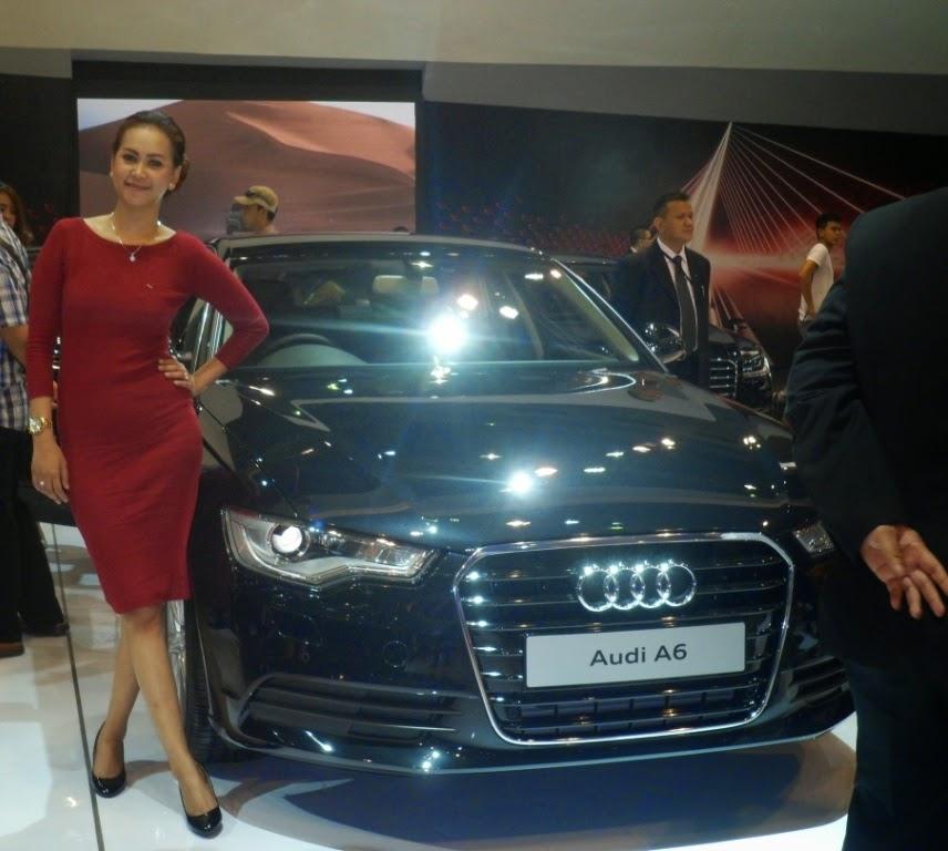 SPG Audi A6 IIMS 2014