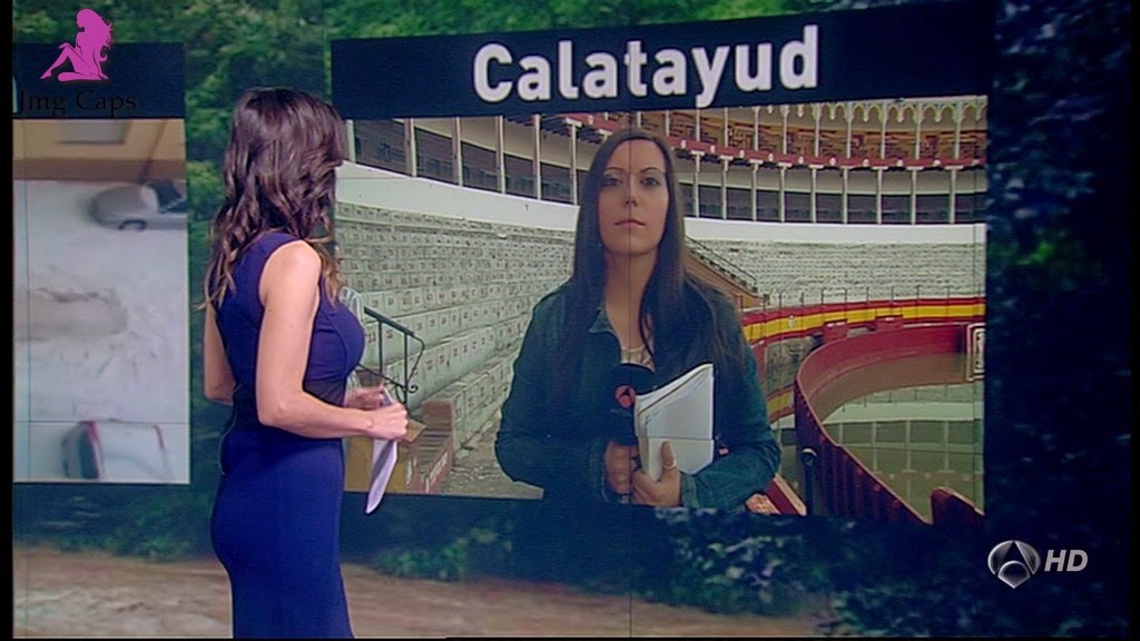 MONICA CARRILLO, ANTENA 3 NOTICIAS (04.07.14)