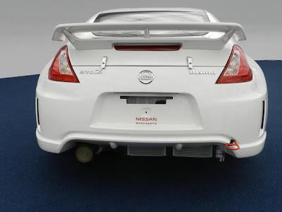 Nissan 370 Z Nismo RC